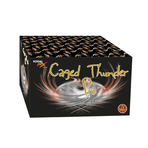 Caged Thunder Pro barrage