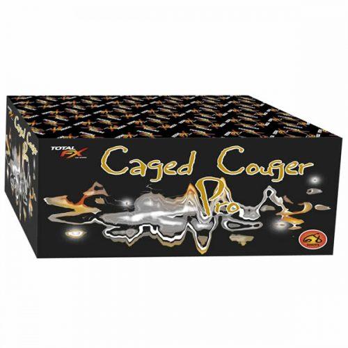 Caged Couger Pro barrage