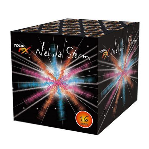 Nebula Storm barrage