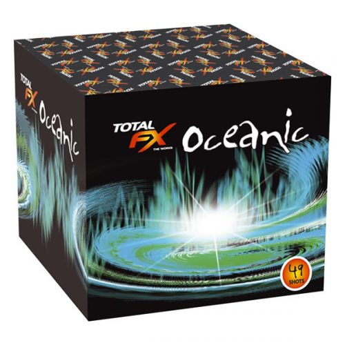 Oceanic barrage