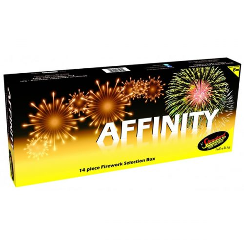 affinity selection box