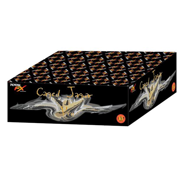 Caged Jaguar Pro barrage