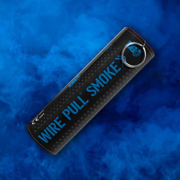 Blue Smoke Grenade