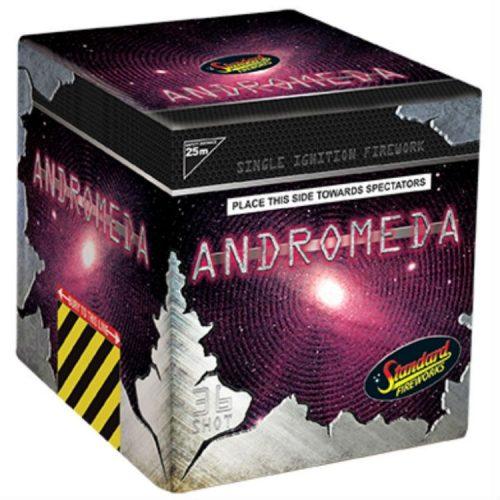 Andromeda Barrage